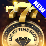 Lucky Time Slots: Free Casino Slot Machines icon