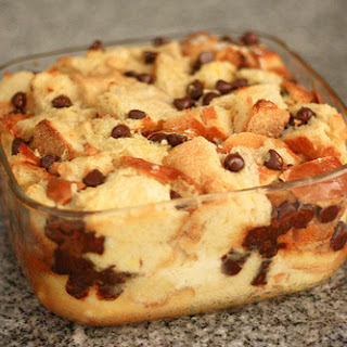 Bourbon Bread Pudding Recipe