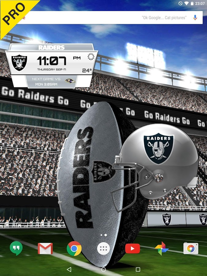 NFL 2015 Live Wallpaper- screenshot