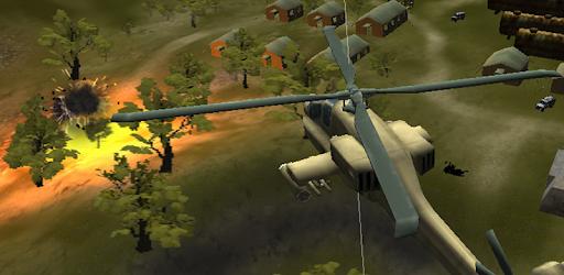 Guerre Hélicoptère air 2018 - Hélicoptères jeu
