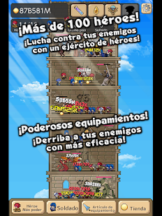 Torre de héroes Screenshot