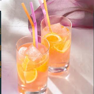 Citrus Vodka Aperatif.