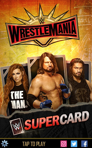 WWE SuperCard – Multiplayer Card Battle Game 4.5.0.404460 screenshots 1