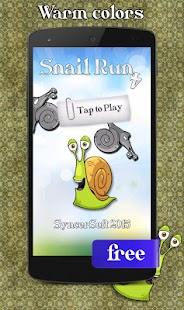 Snail Run 4 - náhled