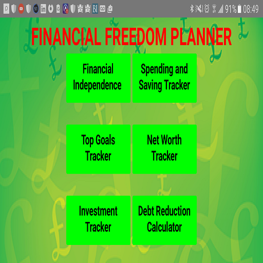 Financial Freedom Planner Free 6.0 screenshots 1