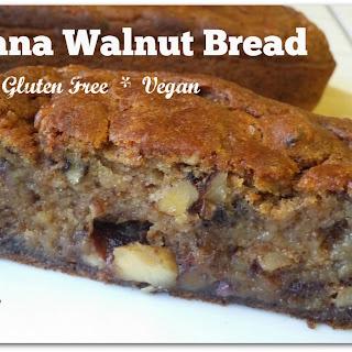 Gluten Free and Vegan.