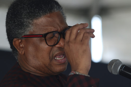 OPINION | Fikile Mbalula's BBC interview was a mess and out of touch with reality