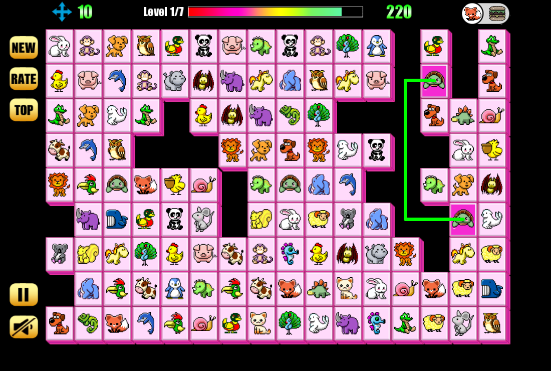 Tai game onet