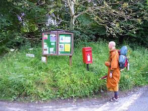 Photo: ER letter box (Queen Elisabeth era)