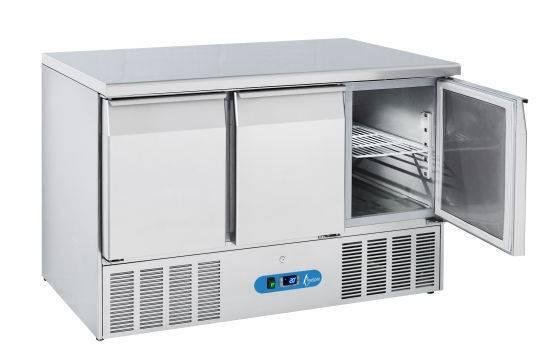 Saladettes S903 TOP SALADETTE 3 DEUREN - GN1/1 - MET VOL BOVENBLAD