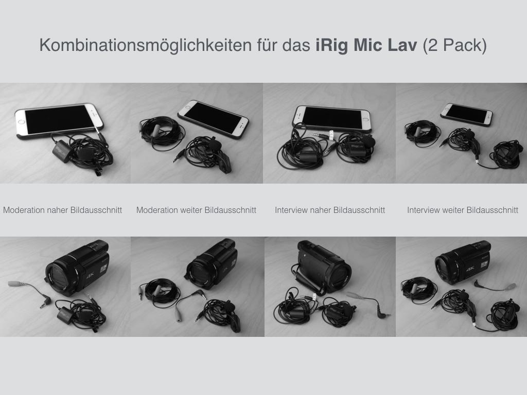 PDF: Mikrofonset für alle Fälle