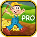 Gold Miner Rescue Pro icon