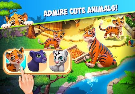 FAMILY ZOO MOD APK DOWNLOAD FREE HACKED VERSION 2