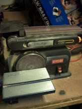 Photo: This table sander is a wonderful tool.