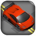 Most Furious Zigzag Racing 3D icon