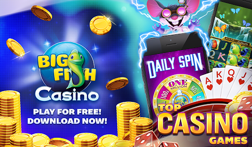 Big Fish Casino – Play Slots & Vegas Games screenshot 11