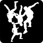 Skydiving Logbook Icon