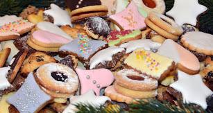 Estos días se abusa del consumo de dulces.