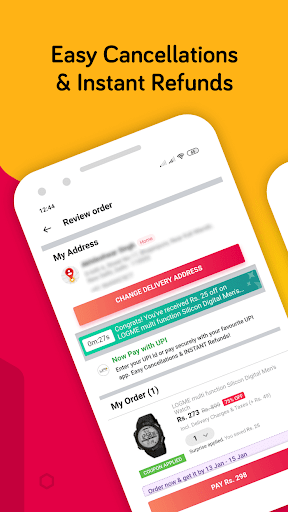 Aplicación de compras en línea Snapdeal: capturas de pantalla de Shop Online India 7