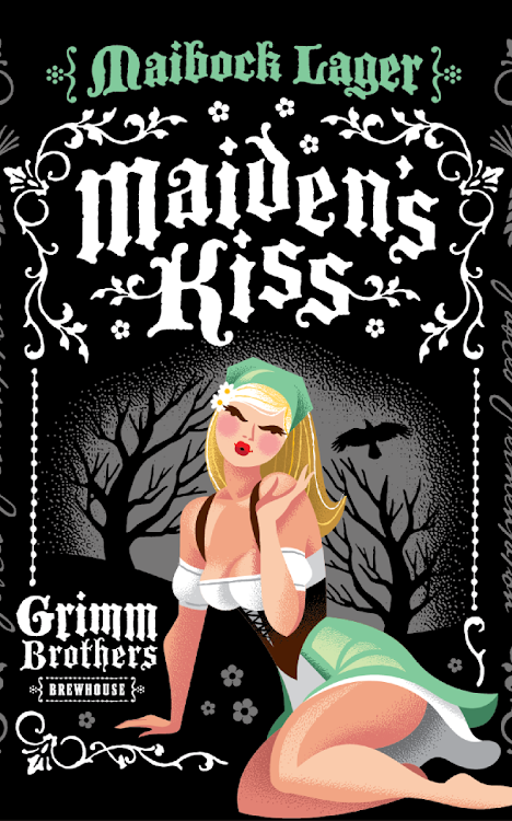 Logo of Grimm Brothers Maiden's Kiss