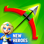 Download Game Game Archero v1.4.9 MOD 1 HIT | GOD MODE APK Mod Free