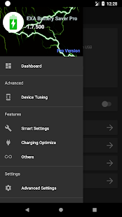 EXA Battery Saver Pro: Extend Battery Life Screenshot