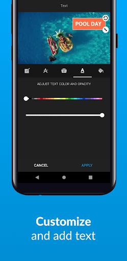 Video Editor screenshot 1