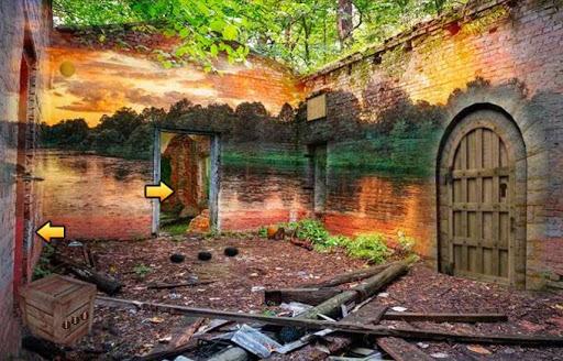 Escape Game Dilapidated Castle