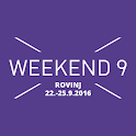 Weekend 9 icon