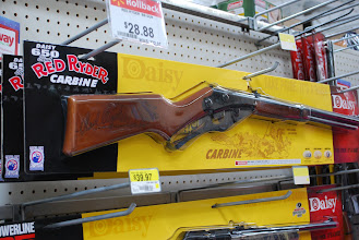 Photo: Found it! the classic Daisy Red Ryder!