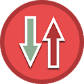 Internet Speed Meter Real icon