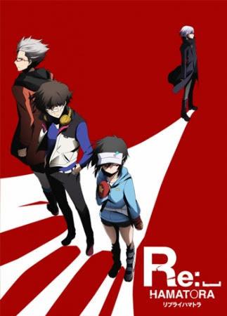 Re:␣Hamatora (Hamatora The Animation 2nd Season) thumbnail