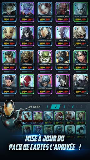 MARVEL Battle Lines  captures d'écran 2