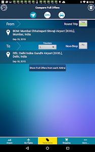 New Delhi Airport + Radar DEL screenshot 4