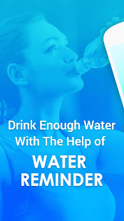 Water Drinking Reminder - Drink Water Reminder App - náhled