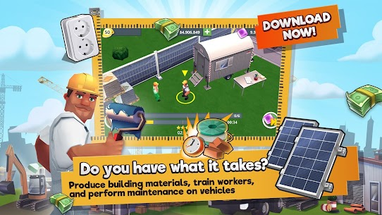 Construction Hero MOD APK 1.0.542 [Unlimited Diamonds + Cash] 3