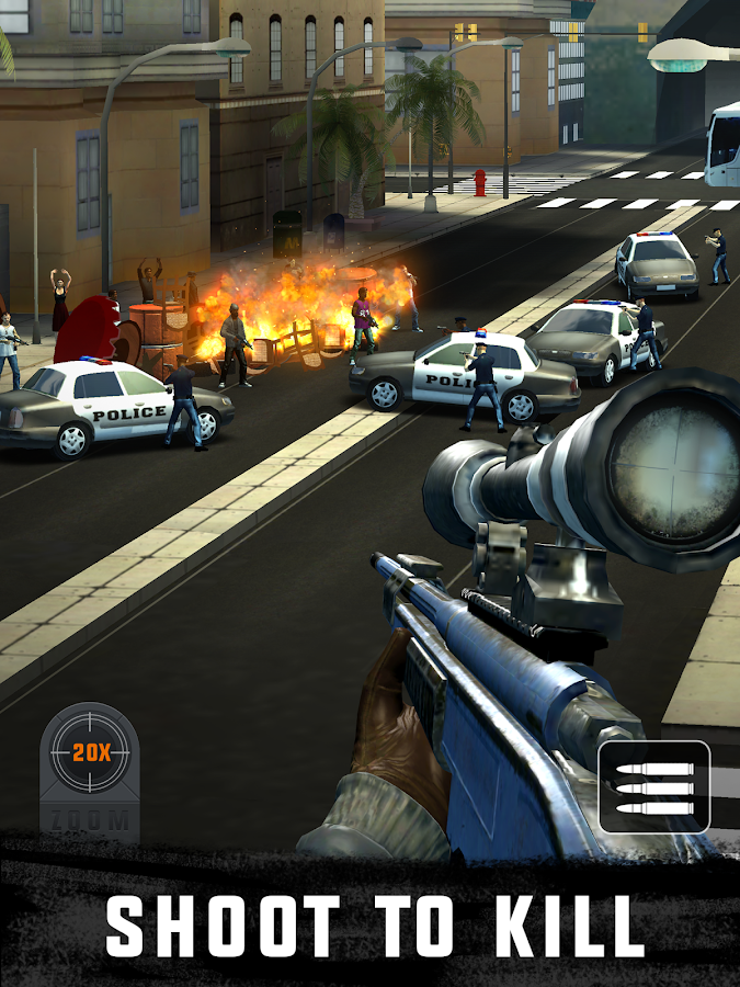 Sniper 3D Assassin Gun Shooter- screenshot