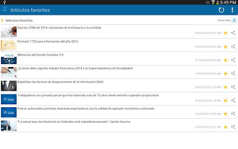 Comunidad Contable screenshot 7
