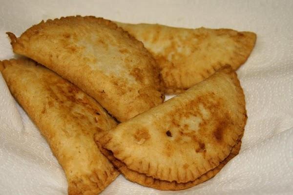 Fried Apple Or Peach Pies Recipe