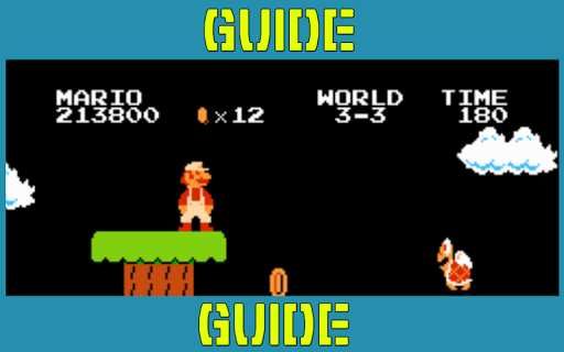 Guide For Super Mario Brothers 1.0 screenshots 6
