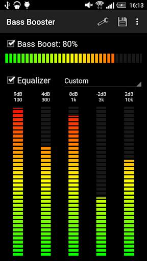Bass Booster 3.1.3 screenshots 2