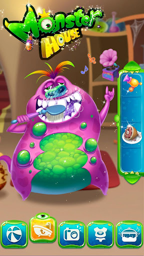 ud83dudc7eud83dudc7eCute Monster - Virtual Pet modavailable screenshots 4