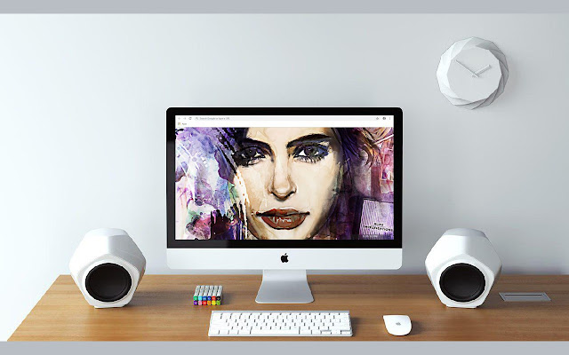 Jessica Jones New Tab & Wallpapers Collection