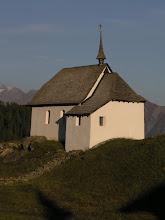 Photo: Chapel in Bettmeralp