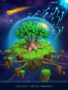 Evergreen – Space Gardens Idle Game Mod Apk (Unlimited Money) 7