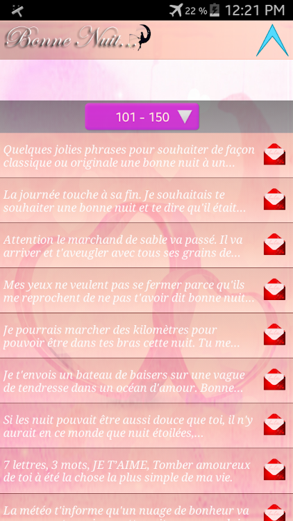 Sms Bon Nuit 2019 Android Applications Appagg