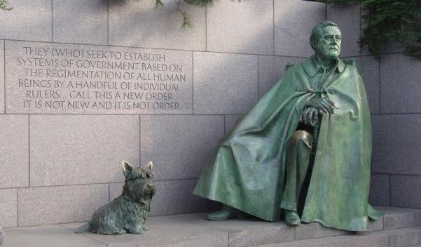 The-Franklin-Delano-Roosevelt-Memorial