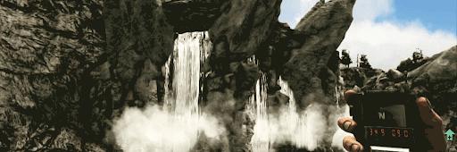 洞窟 バルゲロ