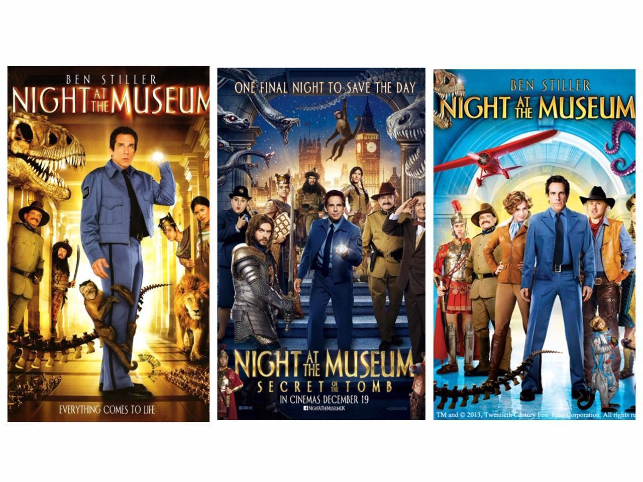 5. Night at the Museum 01