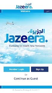 Jazeera Airways - náhled